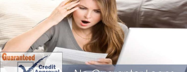 How to Get a Loan with Bad Credit and No Guarantor