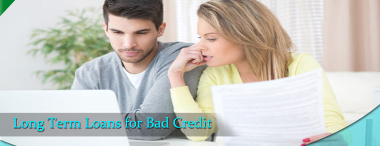 long term loans for bad credit