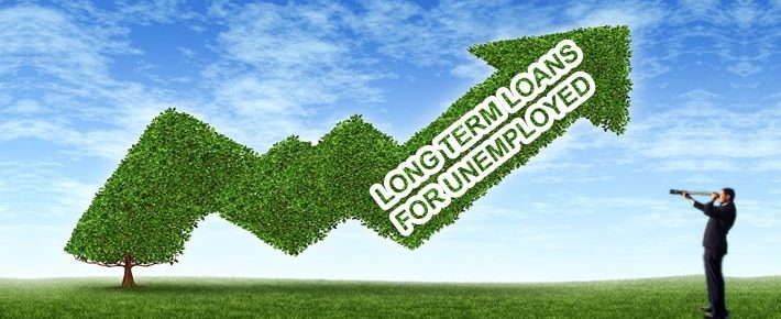 long term loans for unemployed