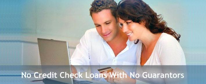 No Credit Check Loans With No Guarantors