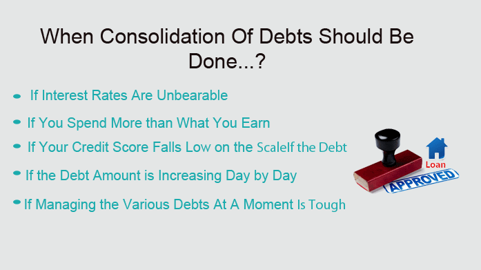 Debt consolidation loans for bad credit UK